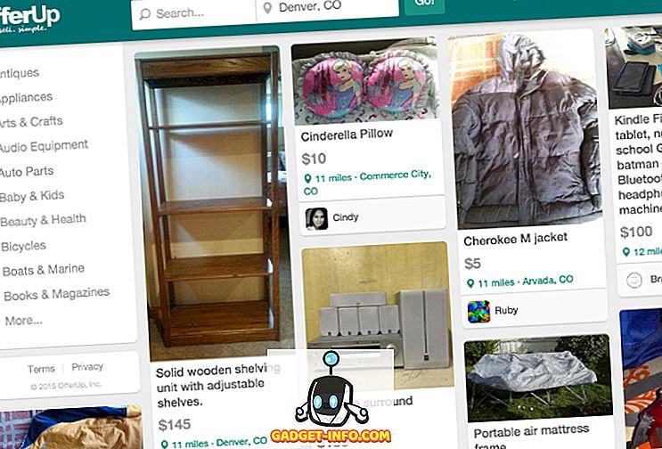 10 alternativas a Craigslist para comprar y vender cosas usadas