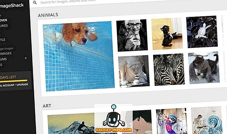 11 Alternativas a Imgur alojamiento de imágenes