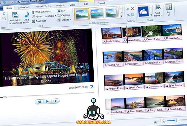 13 alternativas de iMovie para Windows