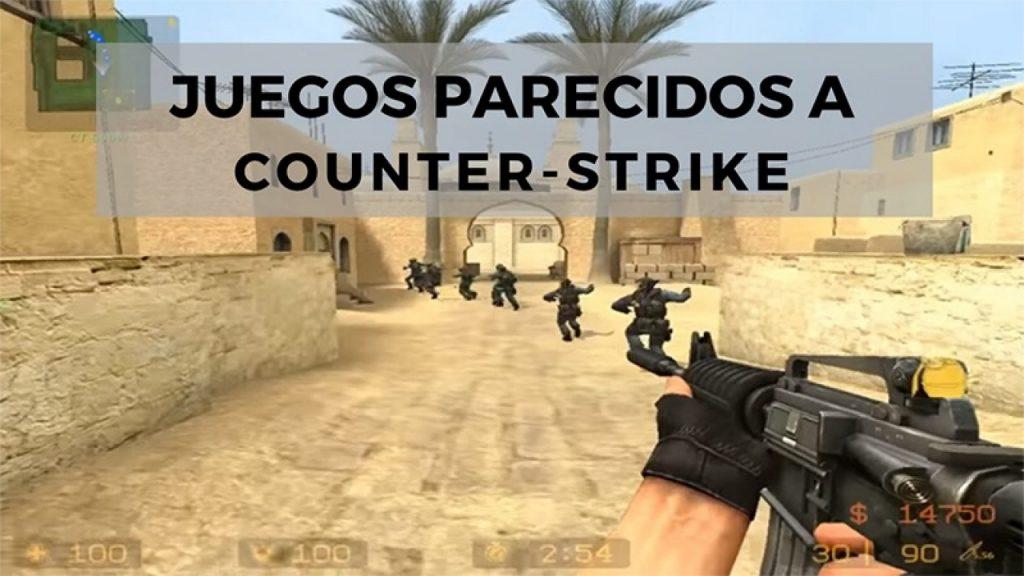 20 mejores juegos como Counter Strike que puedes jugar