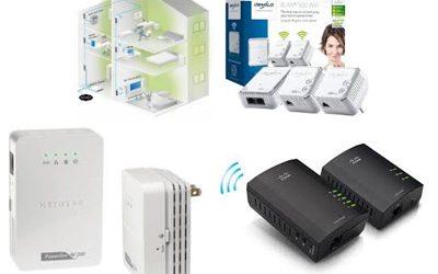 Características del PLC WiFi de casa para mejorar la conexión a Internet