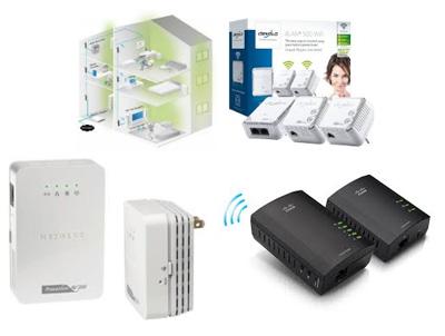del plc wifi de casa para mejorar la conexin a internet