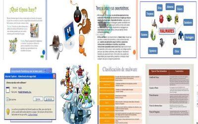 Tipos de virus informaticos mas comunes y sus características