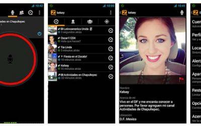 Descargar Zello Walkie Talkie APP Gratis para Android