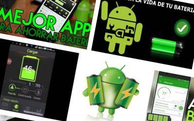 Descargar Mejores Aplicaciones Ahorrador de Batería para Android [2019]