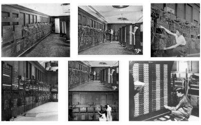 Evolución de los Ordenadores a lo largo de la historia