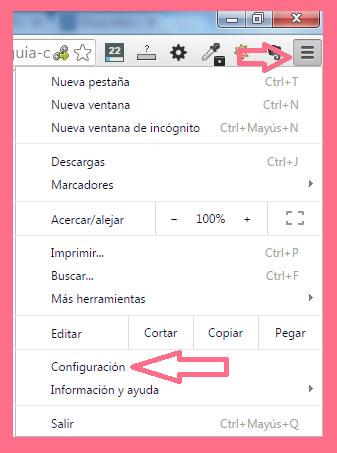 configuracion-google-chrome