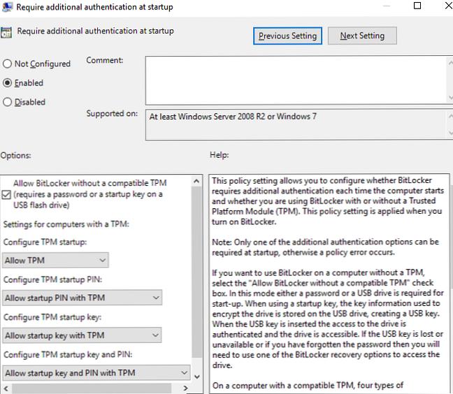 4 alternativas de cifrado de Syskey para Windows 10