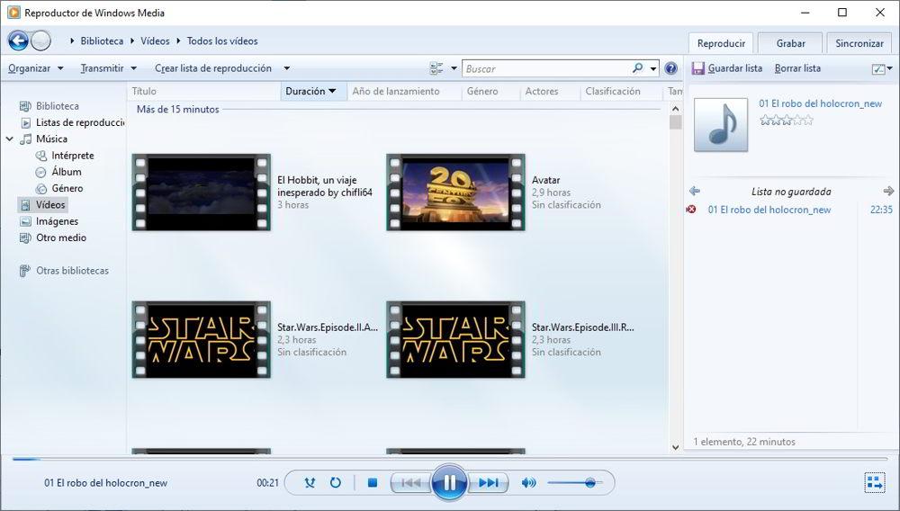 4 alternativas de Windows Media Player para Windows 8