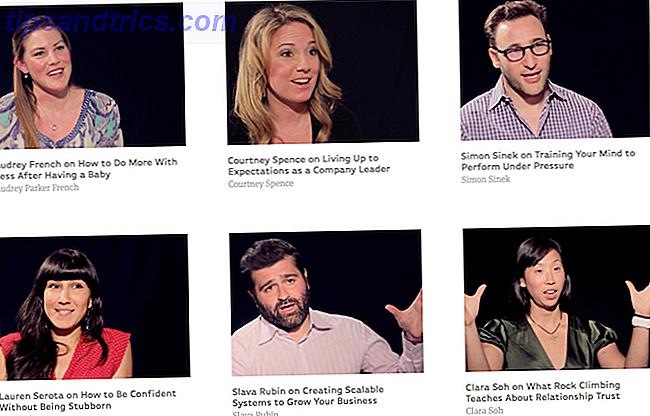 5 alternativas de TED Talk para crecer como persona o como profesional