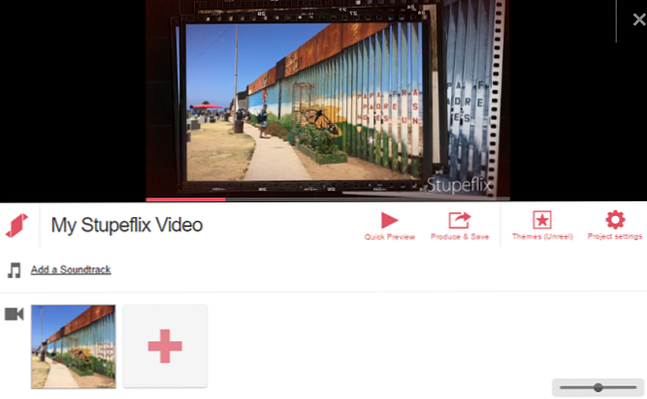 5 impresionantes alternativas a Animoto que te ayudarán a crear videos