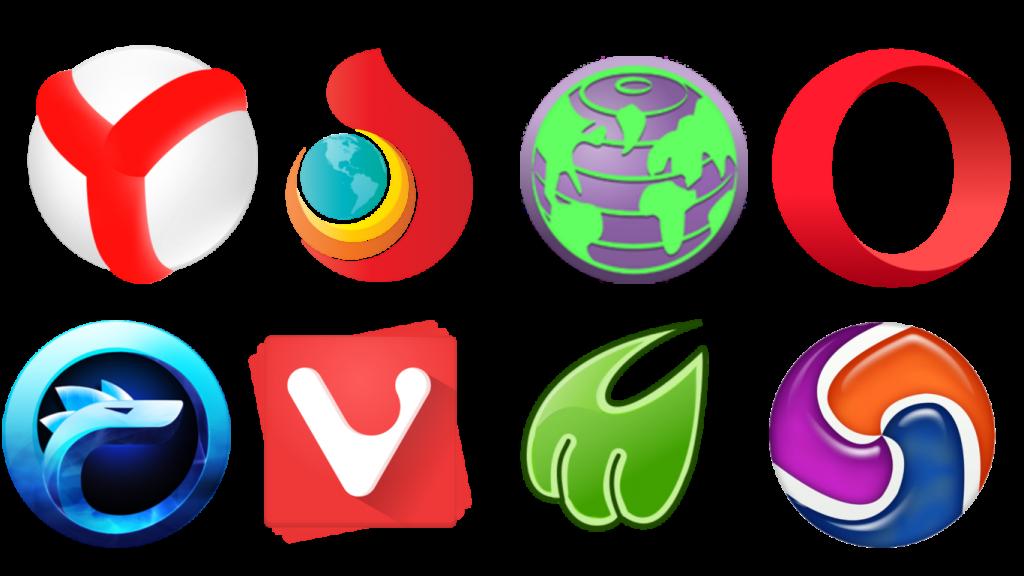 5 nuevos navegadores alternativos para reemplazar Chrome