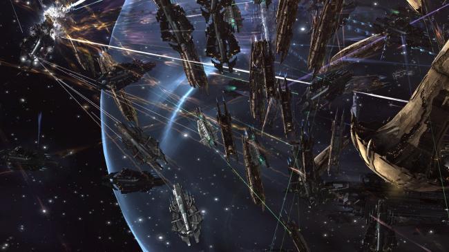 6 alternativas espaciales a EVE Online