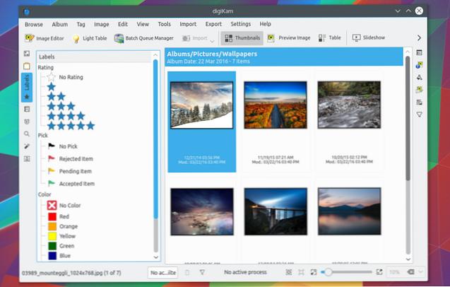 8 alternativas de Picasa hechas para Linux