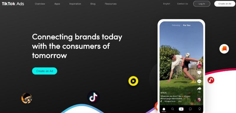 TikTok anuncios para empresas