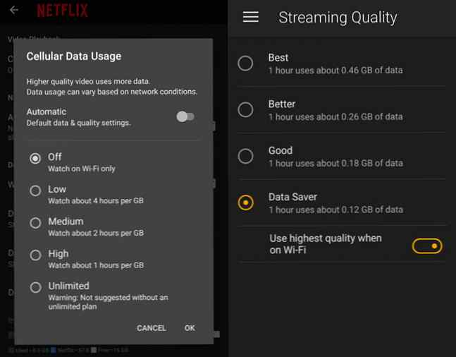 Ahorre datos móviles con alternativas Lite a Facebook, Twitter y más