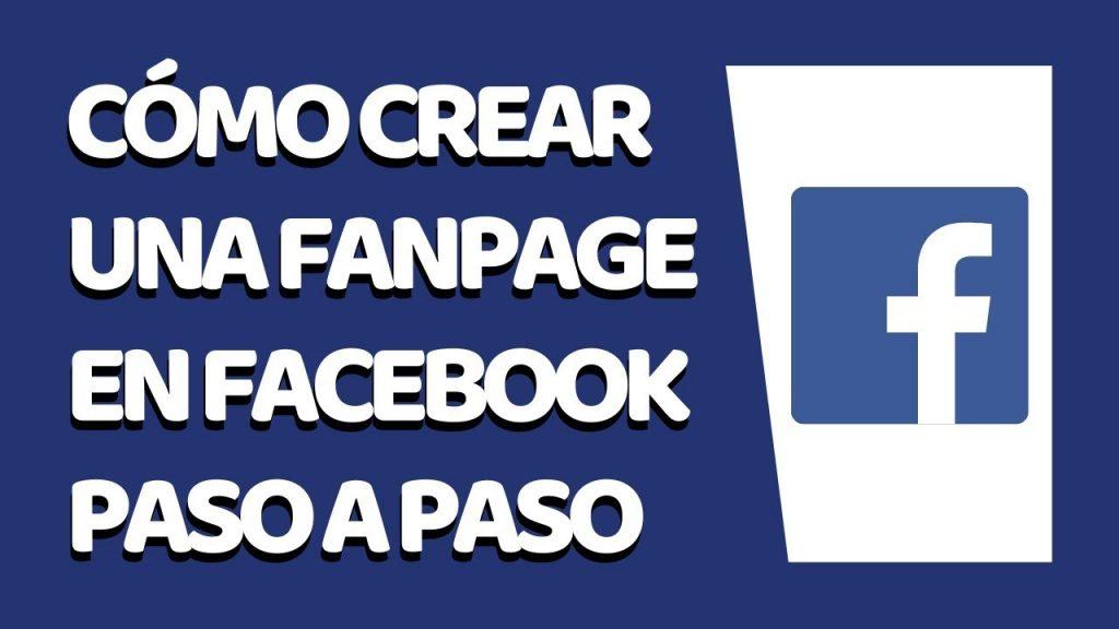 Cómo crear una página de fans en Facebook