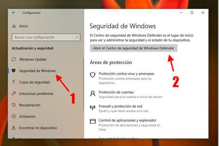 Cómo deshabilitar Windows Defender en Windows 10