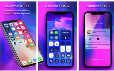 Descargar iLauncher APK Actualizado 2019 [ iOS 12 / iOS 9 ]