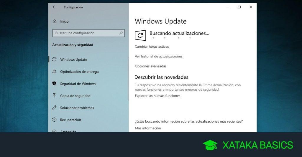 Deshabilitar las actualizaciones automáticas de Windows 10