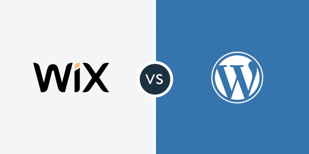 Diferencias entre WordPress y Wix