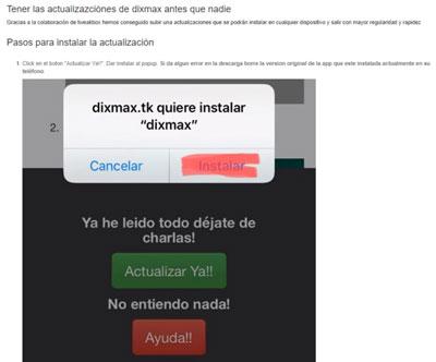 dixmax-iphone-ipad-ios