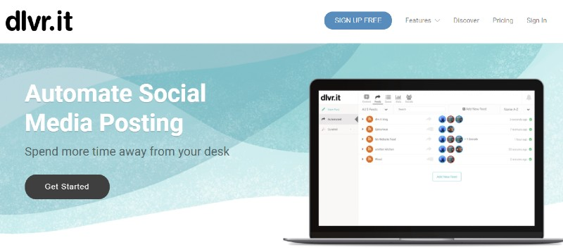 Dlvr.it - How to Autoshare Your Blog Posts on Social Media