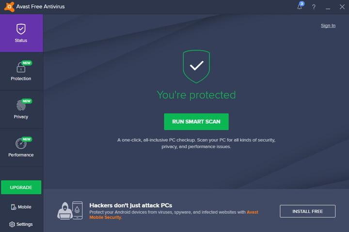 El mejor antivirus gratuito para Windows