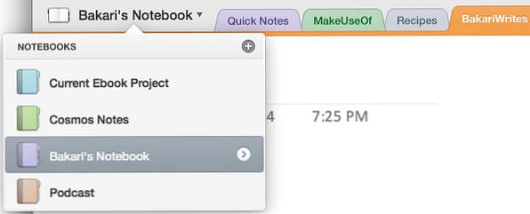 ¿Es OneNote para Mac una alternativa viable a Evernote?