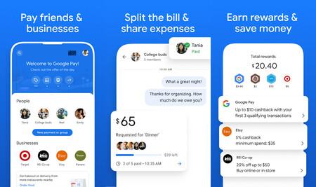 Google Pay es la nueva alternativa de Google para pagos en efectivo