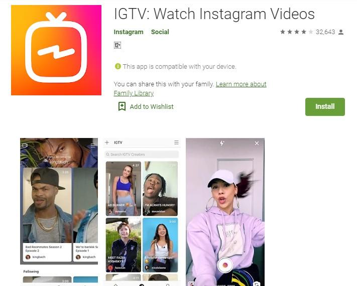 mejor formato de video para instagram