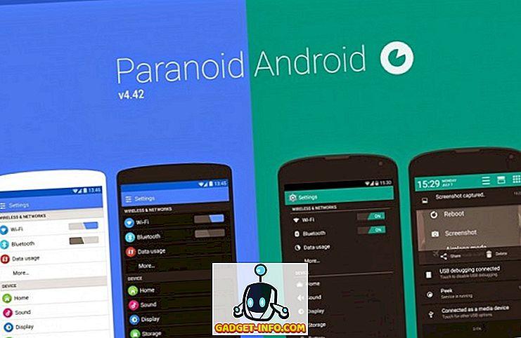 Las 5 mejores ROM personalizadas alternativas de CyanogenMod