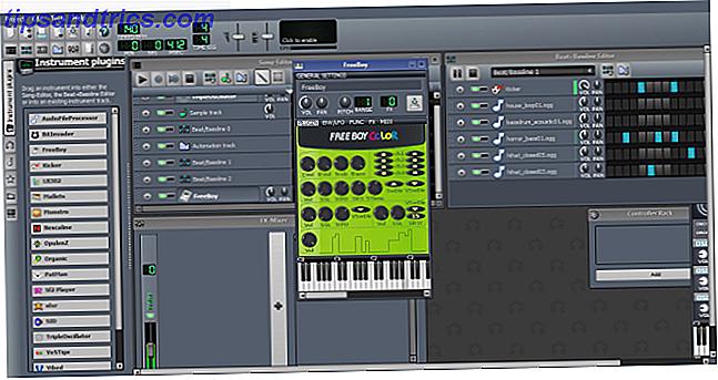 Las 6 mejores alternativas de GarageBand para la producción musical en Windows