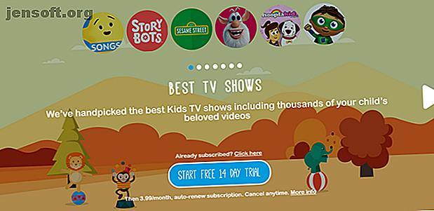 Las 6 mejores alternativas de YouTube para niños en Android y iPhone