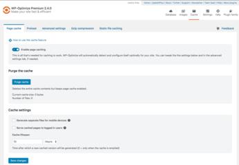 Los 3 mejores complementos de caché de WordPress