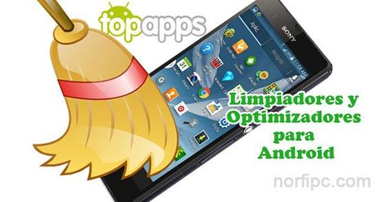 Mejor aplicación de limpieza de Android