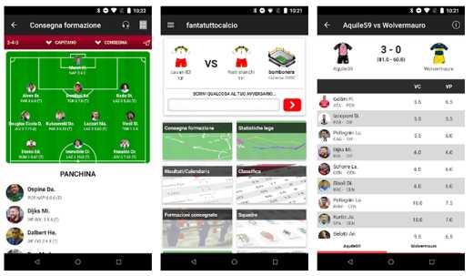 Mejor aplicación para subastas de fútbol fantasy