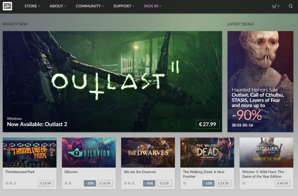 Mejores alternativas a Steam clientes de juegos