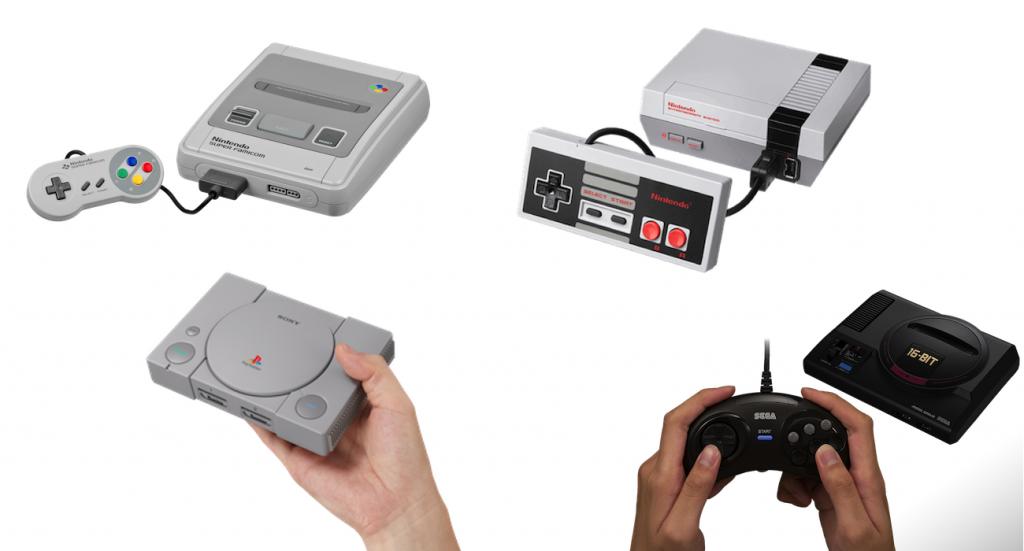Mejores alternativas a una consola NES Mini