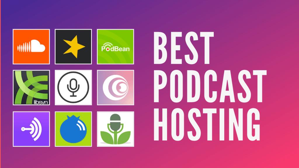 Mejores alternativas de alojamiento de podcasts