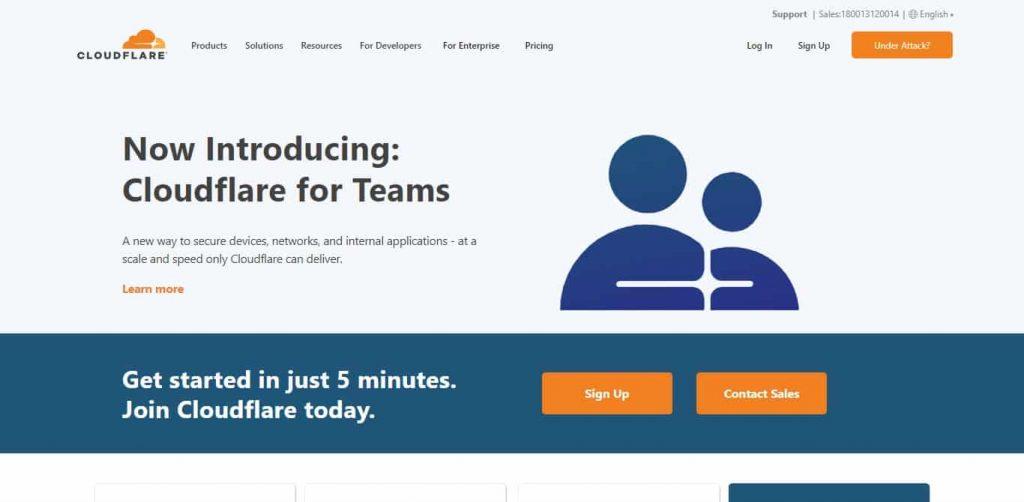 Mejores alternativas de Cloudflare para su sitio web