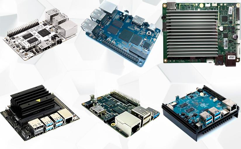 Mejores alternativas de Raspberry Pi 4 que puedes comprar