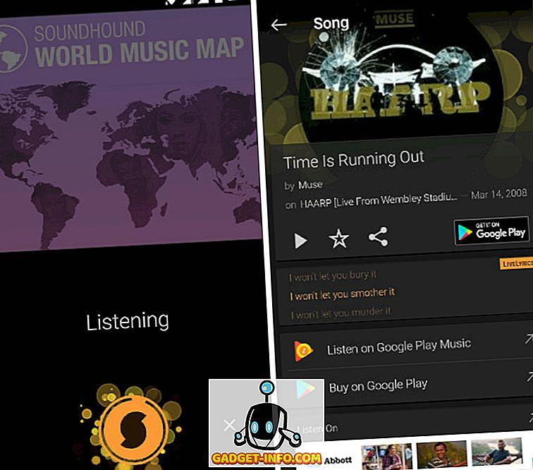Mejores alternativas de TrackID para identificar canciones con facilidad