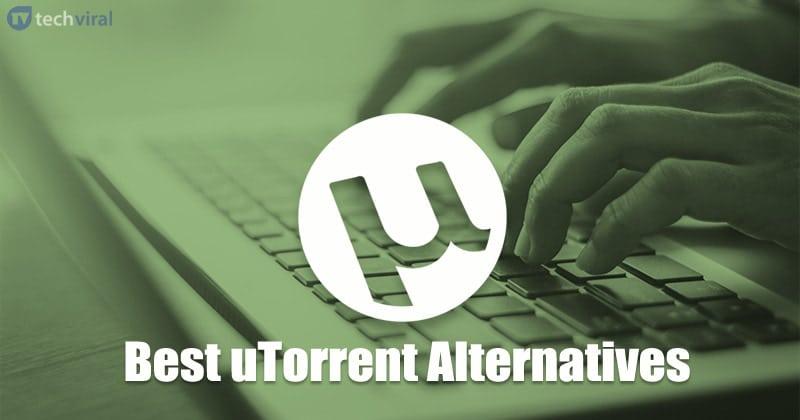 Mejores alternativas de uTorrent