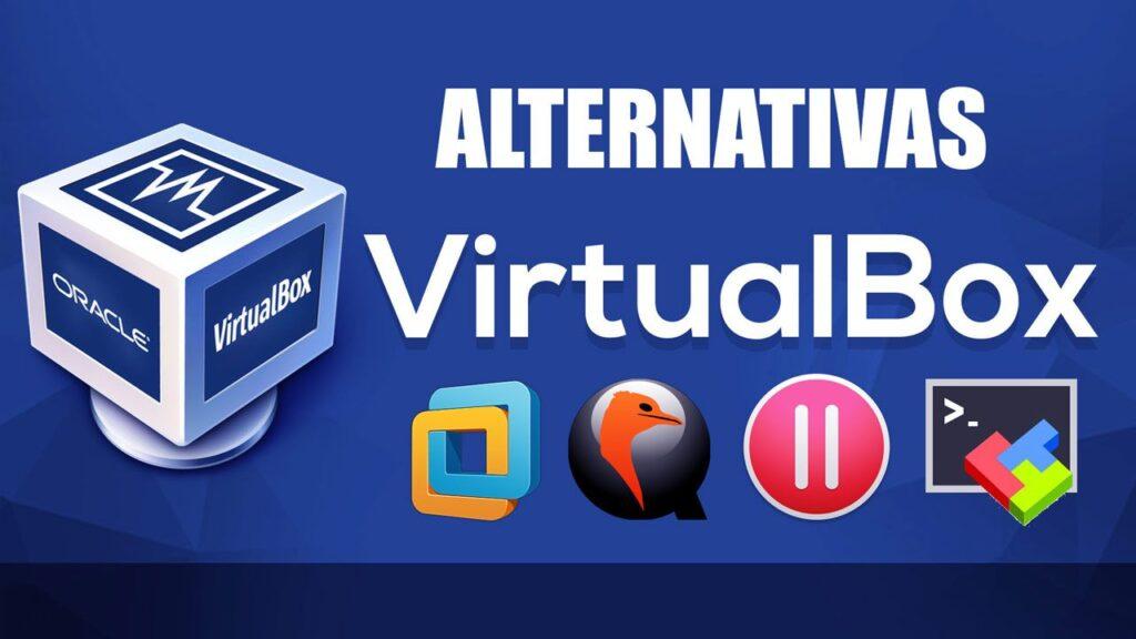 Mejores alternativas de VirtualBox