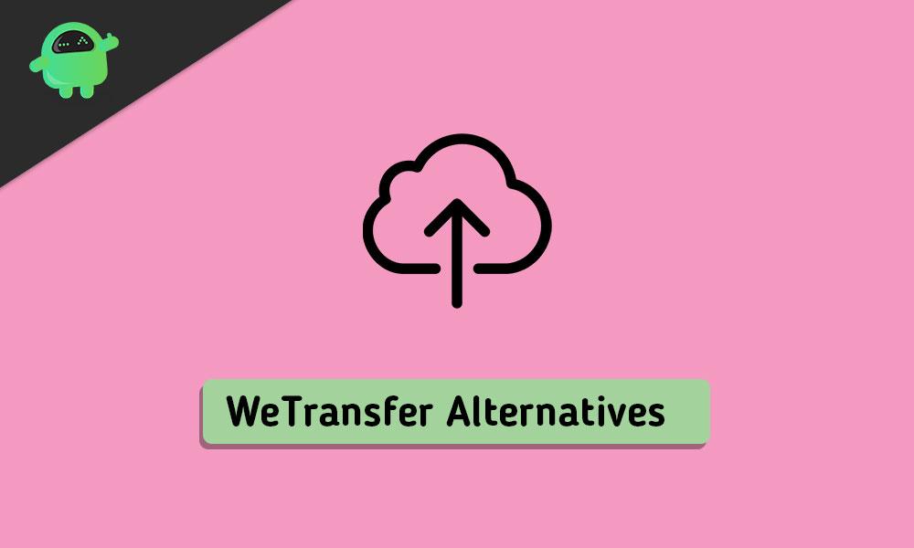 Mejores alternativas de WeTransfer que puede utilizar