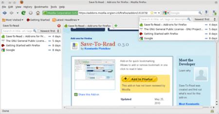 Mejors alternativas a Pocket para Firefox