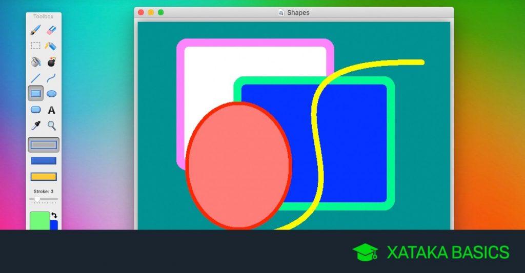 Microsoft Paint para Mac: 7 herramientas de dibujo alternativas