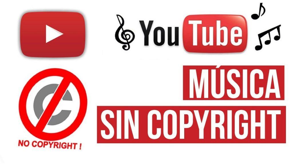 Música de YouTube sin derechos de autor
