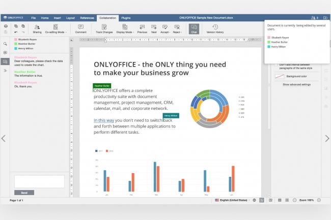 OnlyOffice: un competidor de Microsoft Office de código abierto